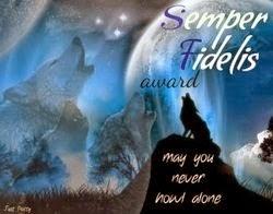 Semper Fidelis Award 2014