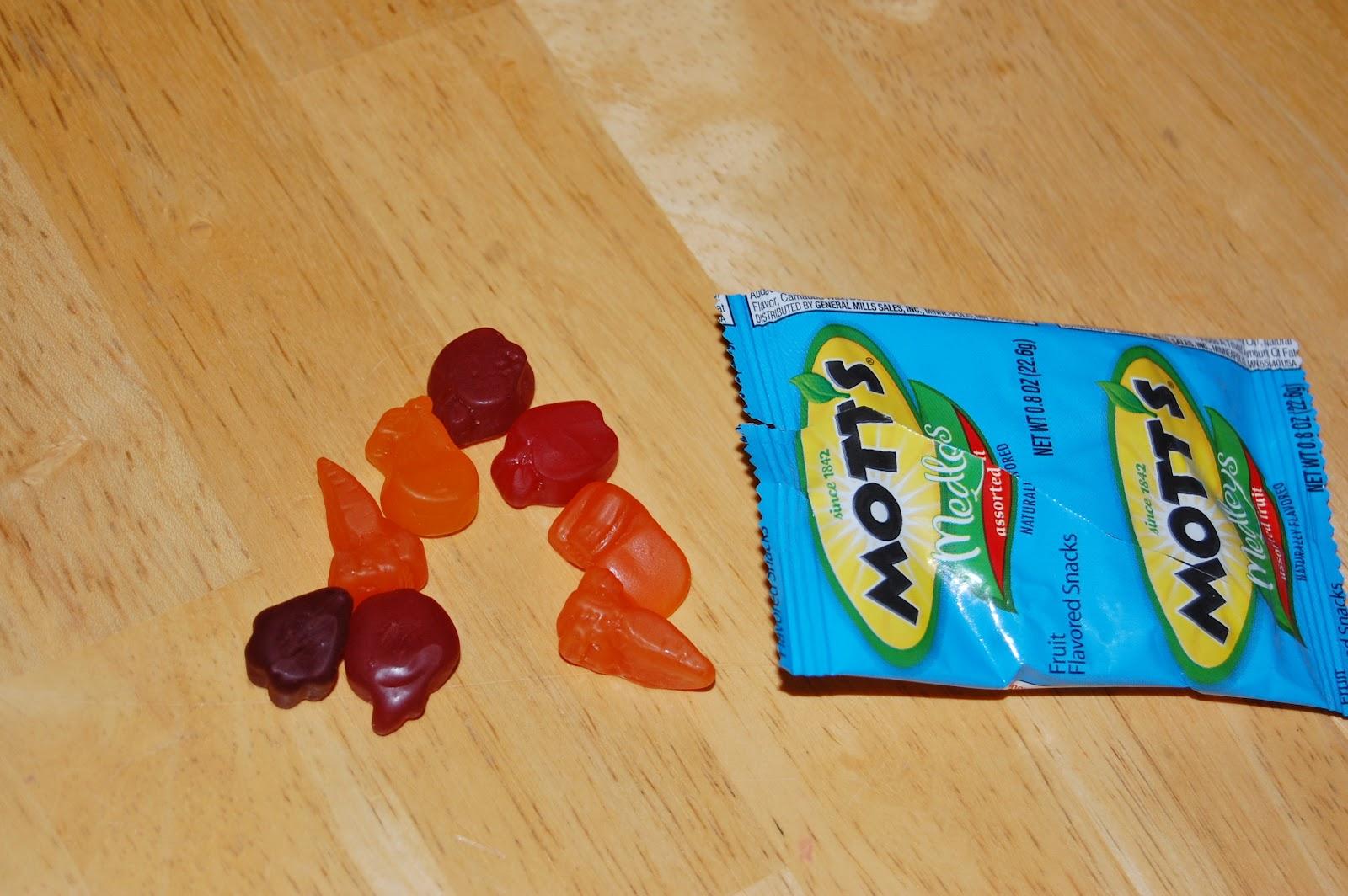 motts fruit snacks jujube fruit