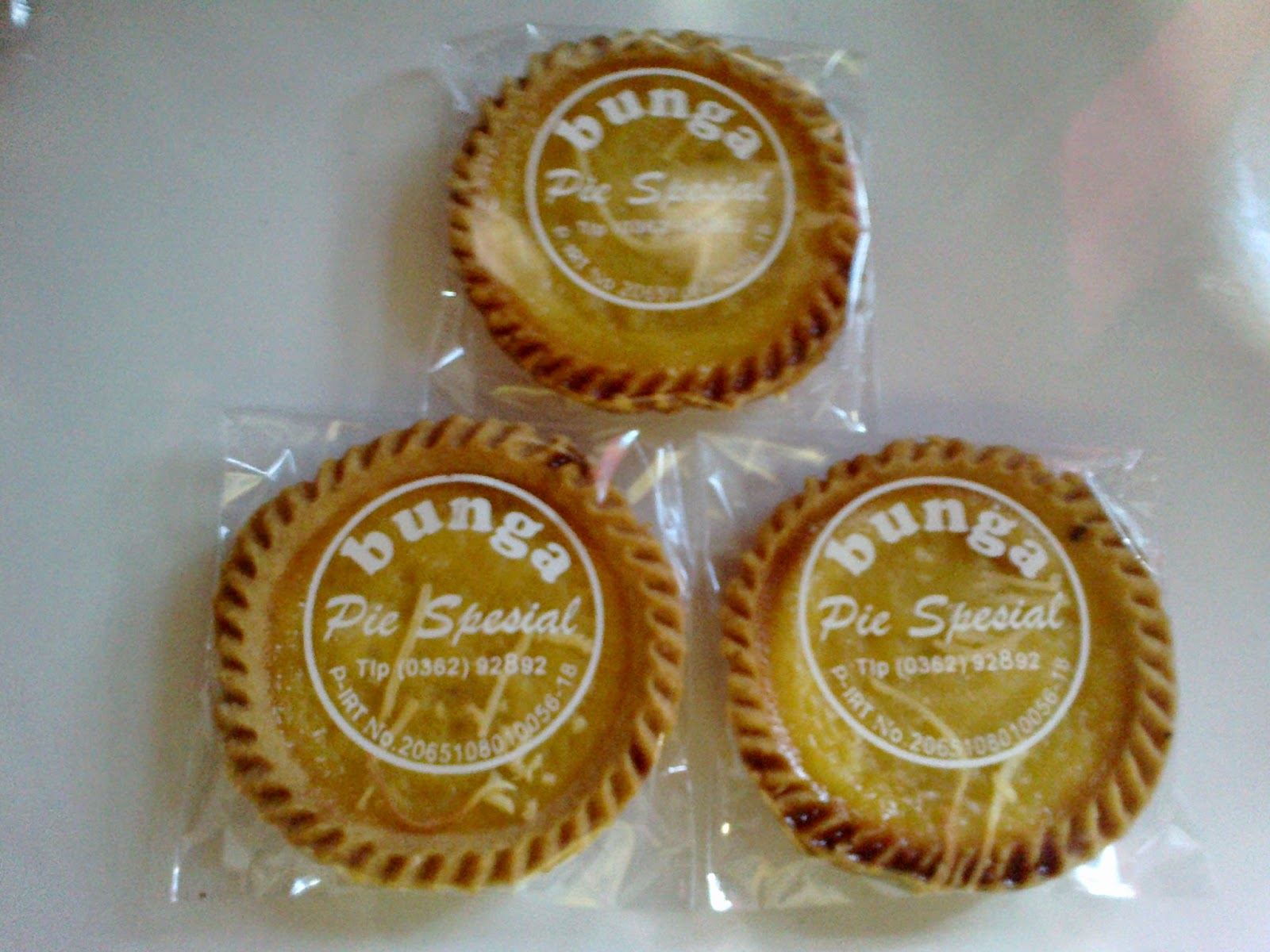 Jual Pie Susu Bali Mataram
