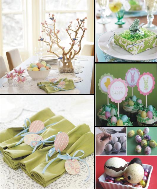Inspiring Happy Easter Table Decorating Ideas Inspiring