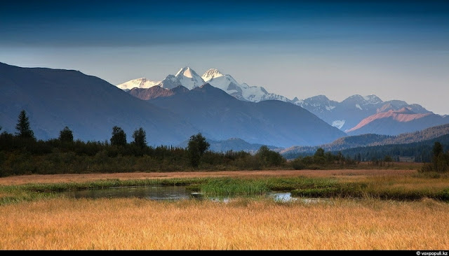 جبال امطار
