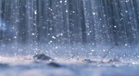 hujan warna warni