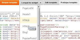 Cara Expand Widget Templates Terbaru 2013