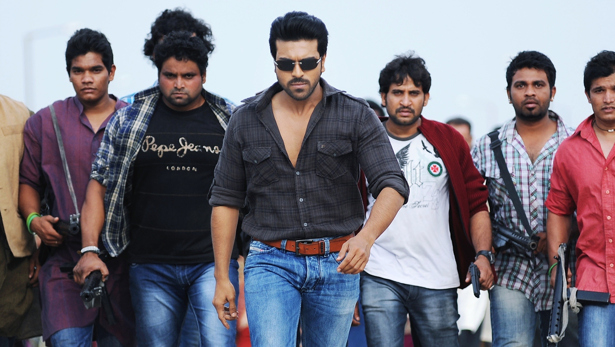 Ram Charan S Nayak Movie Stills Phototadka