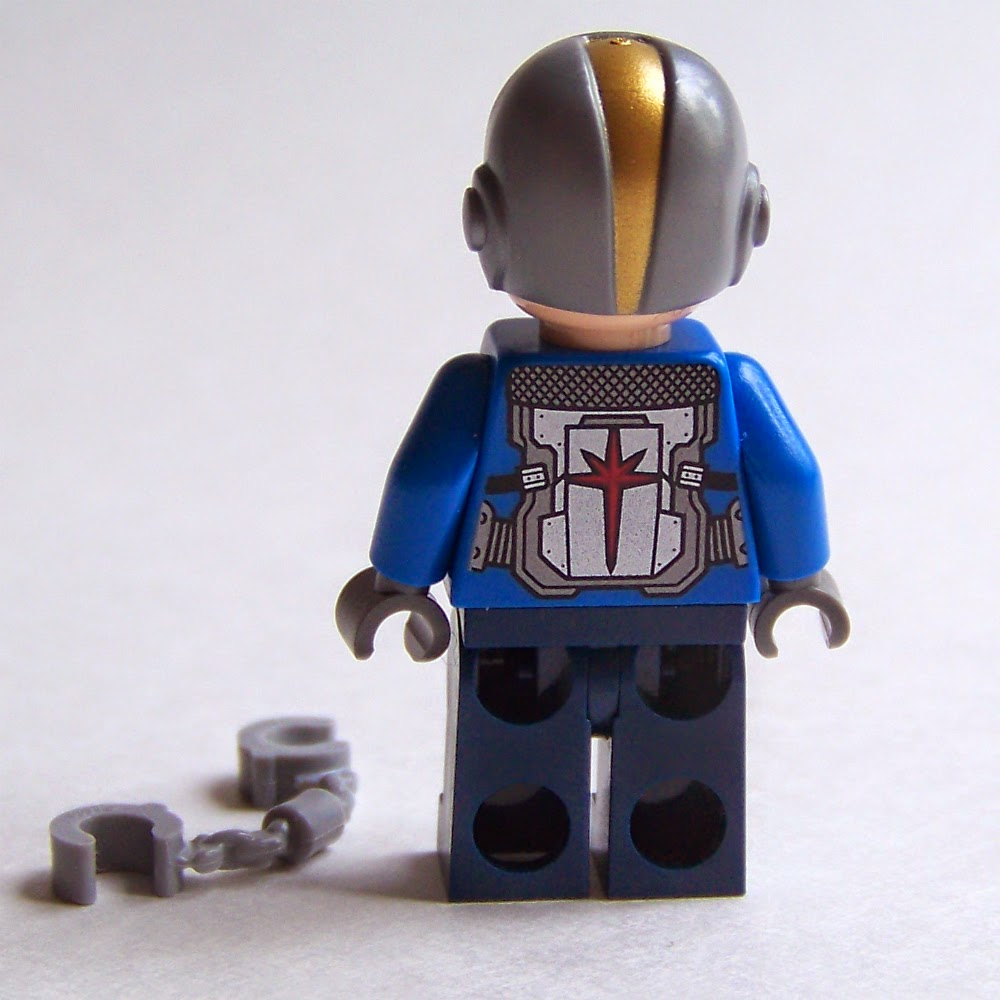 Lego Guardians of the Galaxy minifigures
