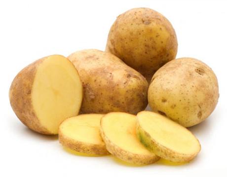 Cách làm trắng da an toàn từ khoai tây