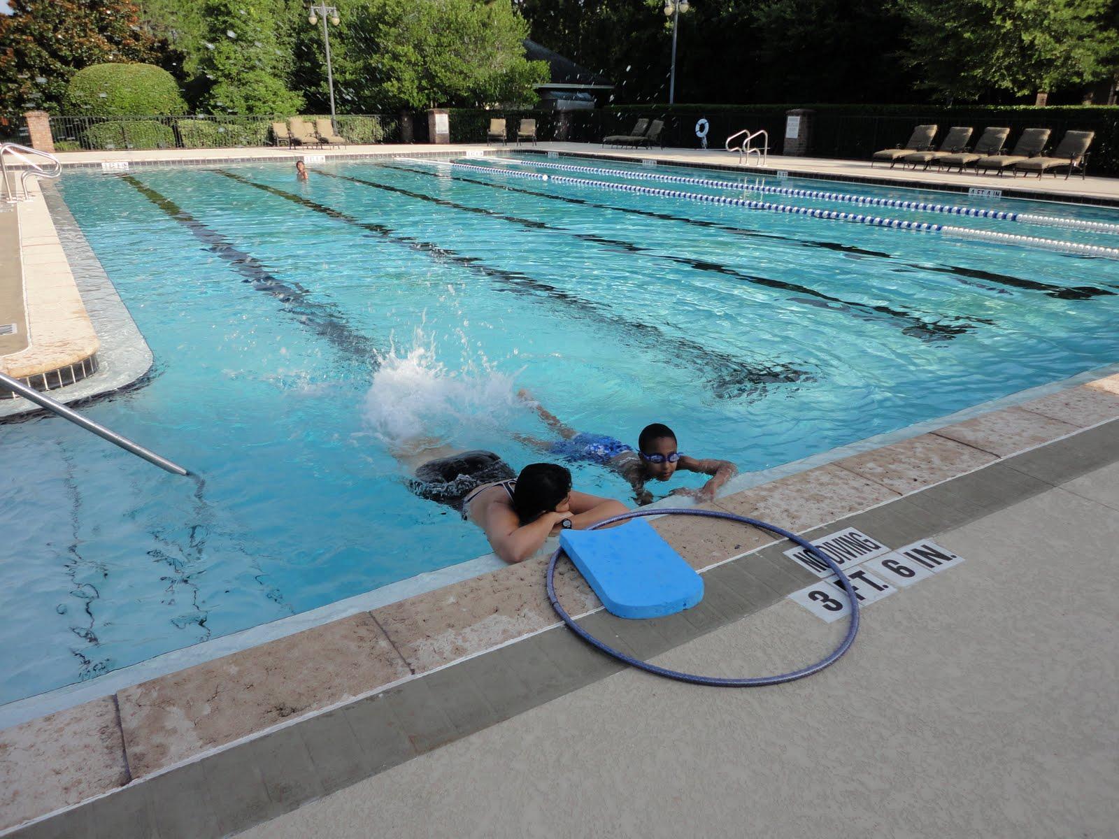 Swimming (sport)
