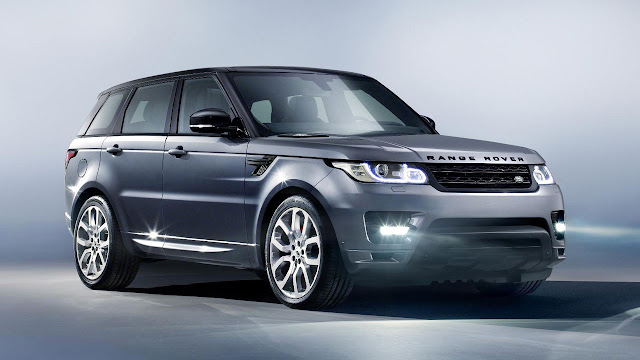 All-new Range Rover Sport SUV