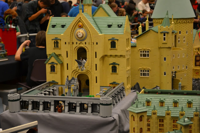 BrickCon 2011 LEGO Harry Potter
