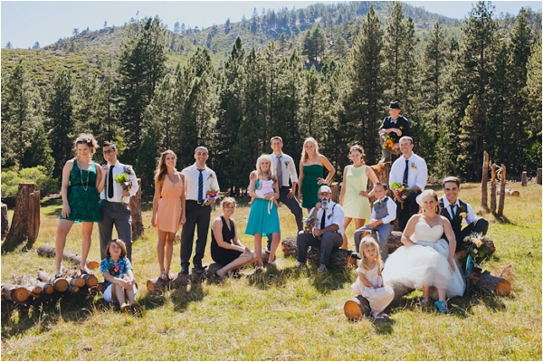 wedding party // photo credit: Bethany Carlson Photography