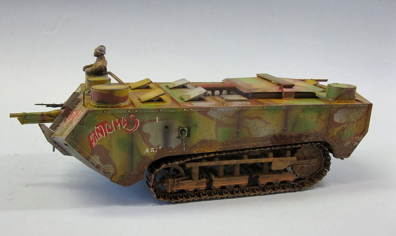 French WW1 Tanks - Bing images
