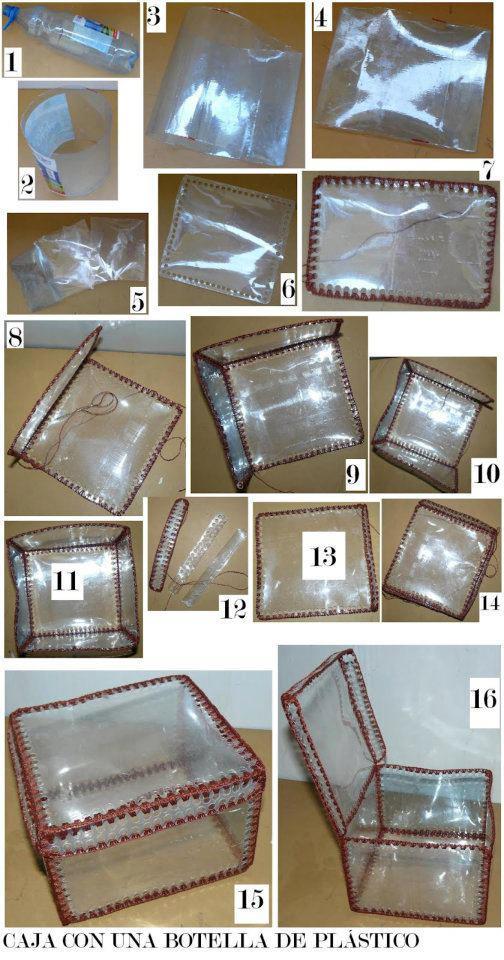 Ideas para reciclar: julio 2012