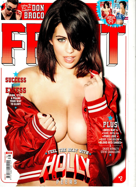 Rosie Jones & Holly Peers – Front Magazine (March 2013)