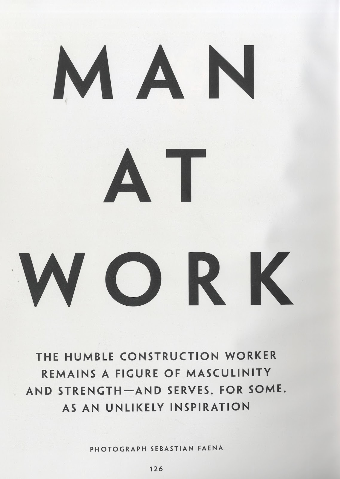 aimee walleston cr men s book print essay the construction worker cr men s book print essay the construction worker