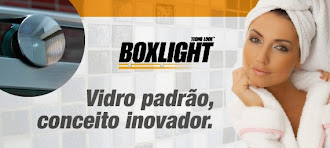 Box Elegance, Box Light Box com Roldanas Aparente