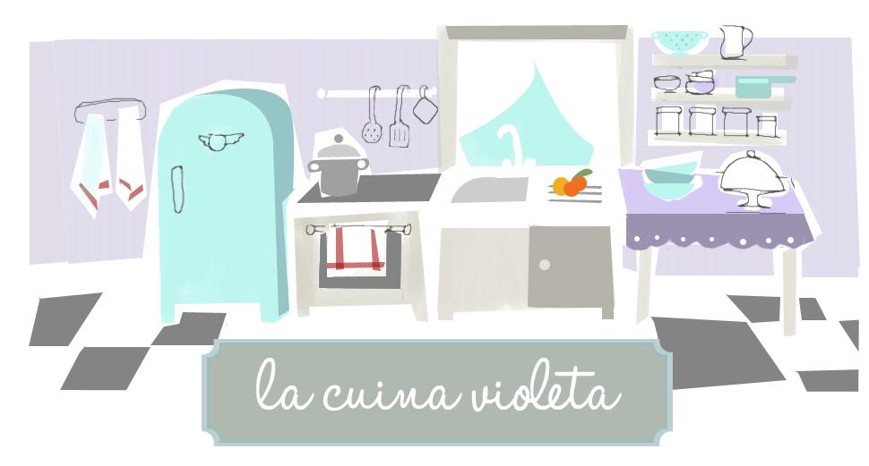 La cuina violeta