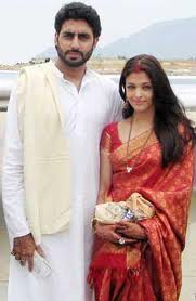 Abhisek bachchan is the husband of aishwarya rai