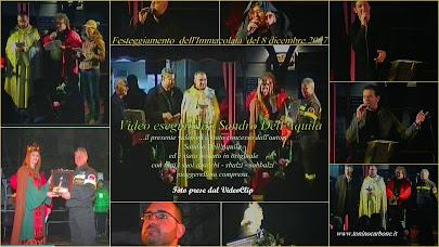 Come eravamo... Festeggiamenti dell'Immacolata il VideoClip 8 dicembre 2007