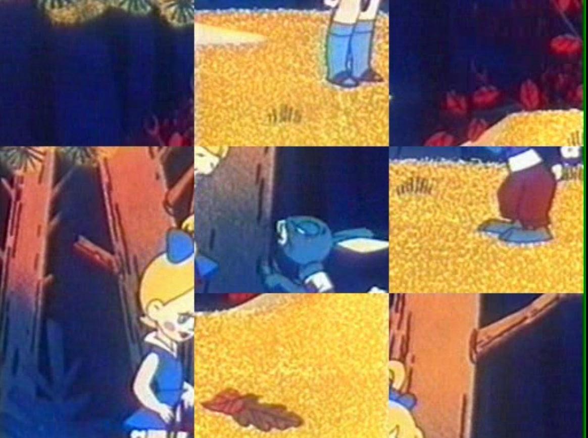 Видео пазлы в плеере VLC