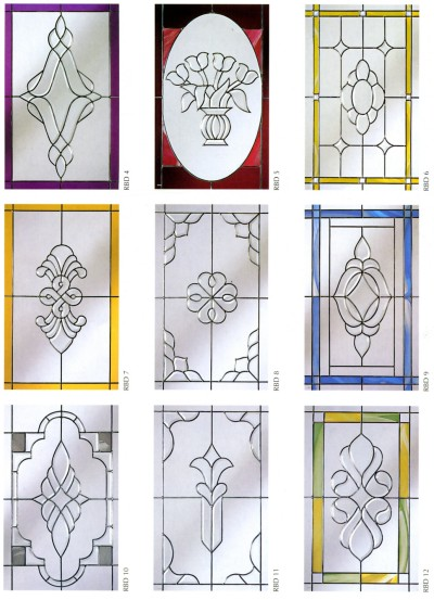 Octubre 2011 portones puertas de madera for Vidrios opacos para puertas