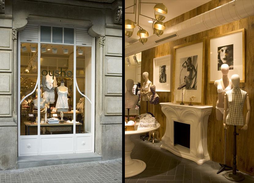 Le marie interiorismo l zaro rosa viol n dise ador de - Disenador de interiores barcelona ...
