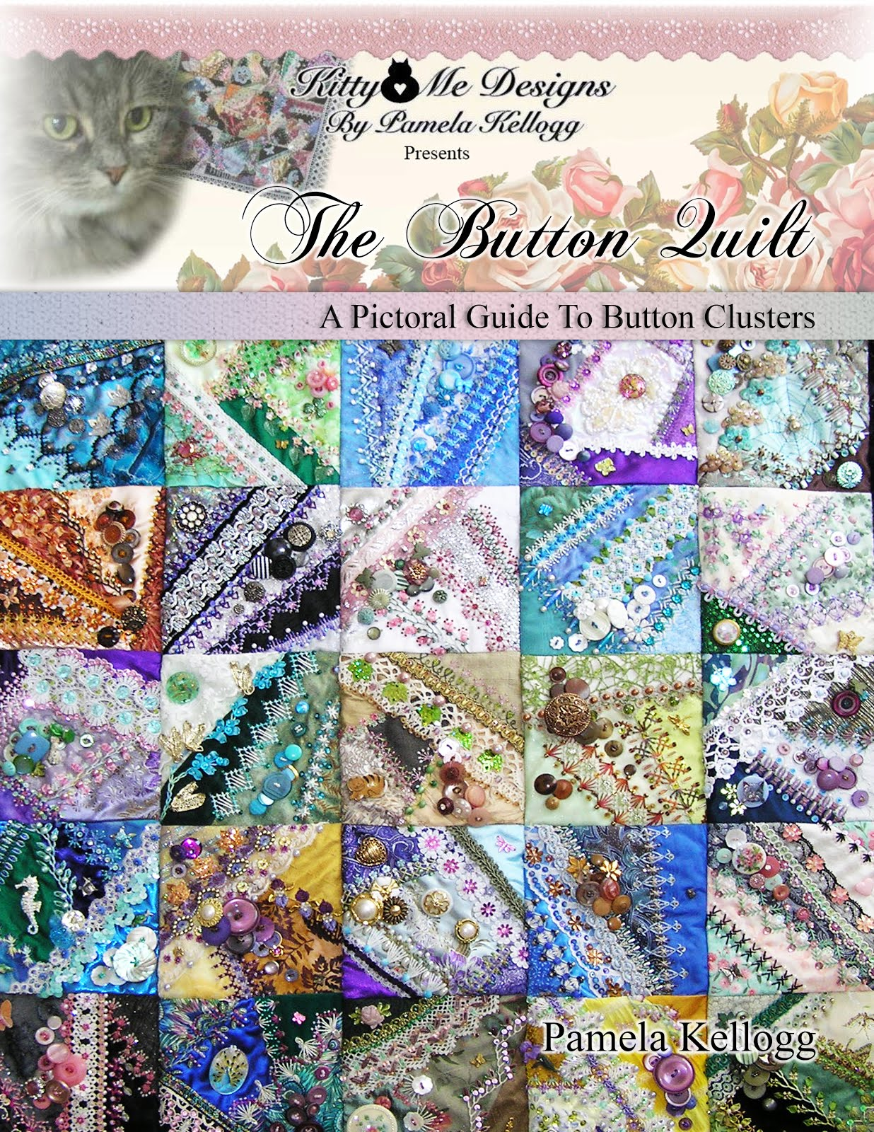 The Button Quilt - A Pictorial Guide To Button Clusters