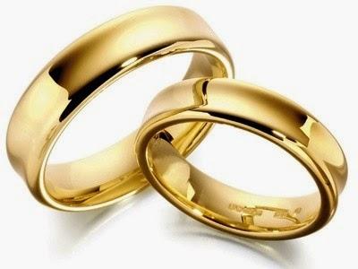 Alliances et bagues mariage