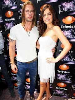 William Levy for La Tempestad Telenovela | La Tempestad