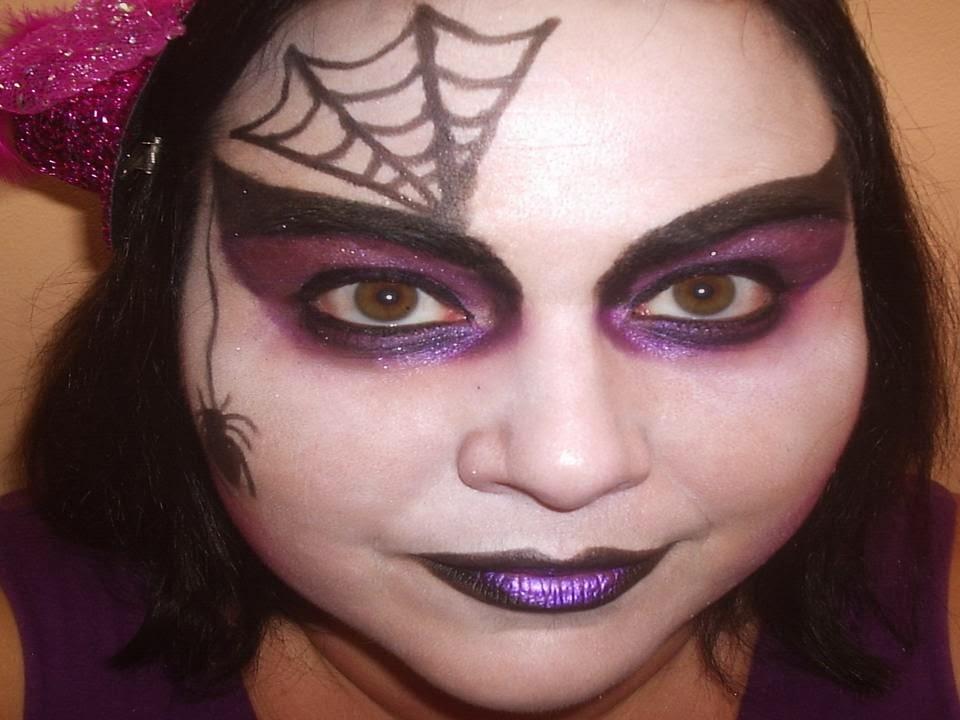 ya habis pensado que maquillaje llevareis para halloween y vuestro chico bien aqu os dejo unas ideasespero que os gusten ya me contareis bruja - Maquillaje Bruja