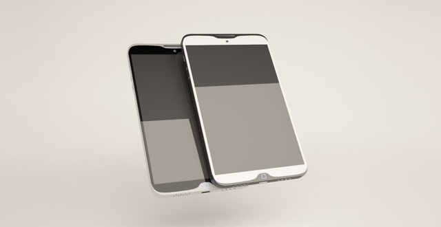iPhone 6 Led sensor concept