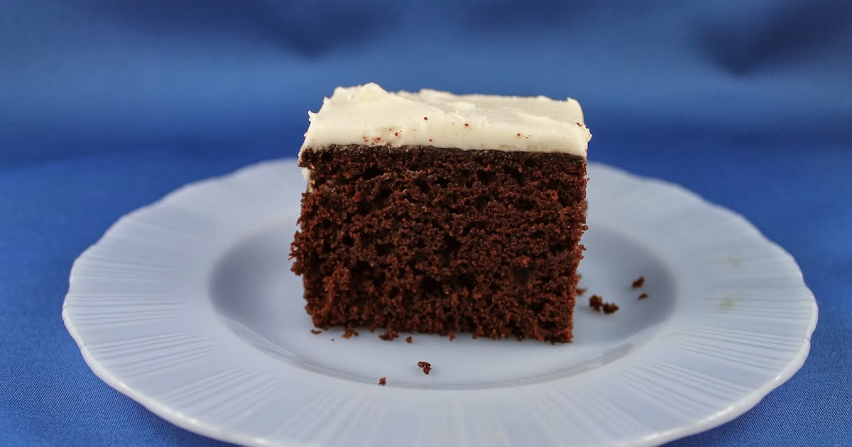 A Little Bit of Everything: Annie Beck's Chocolate Cake