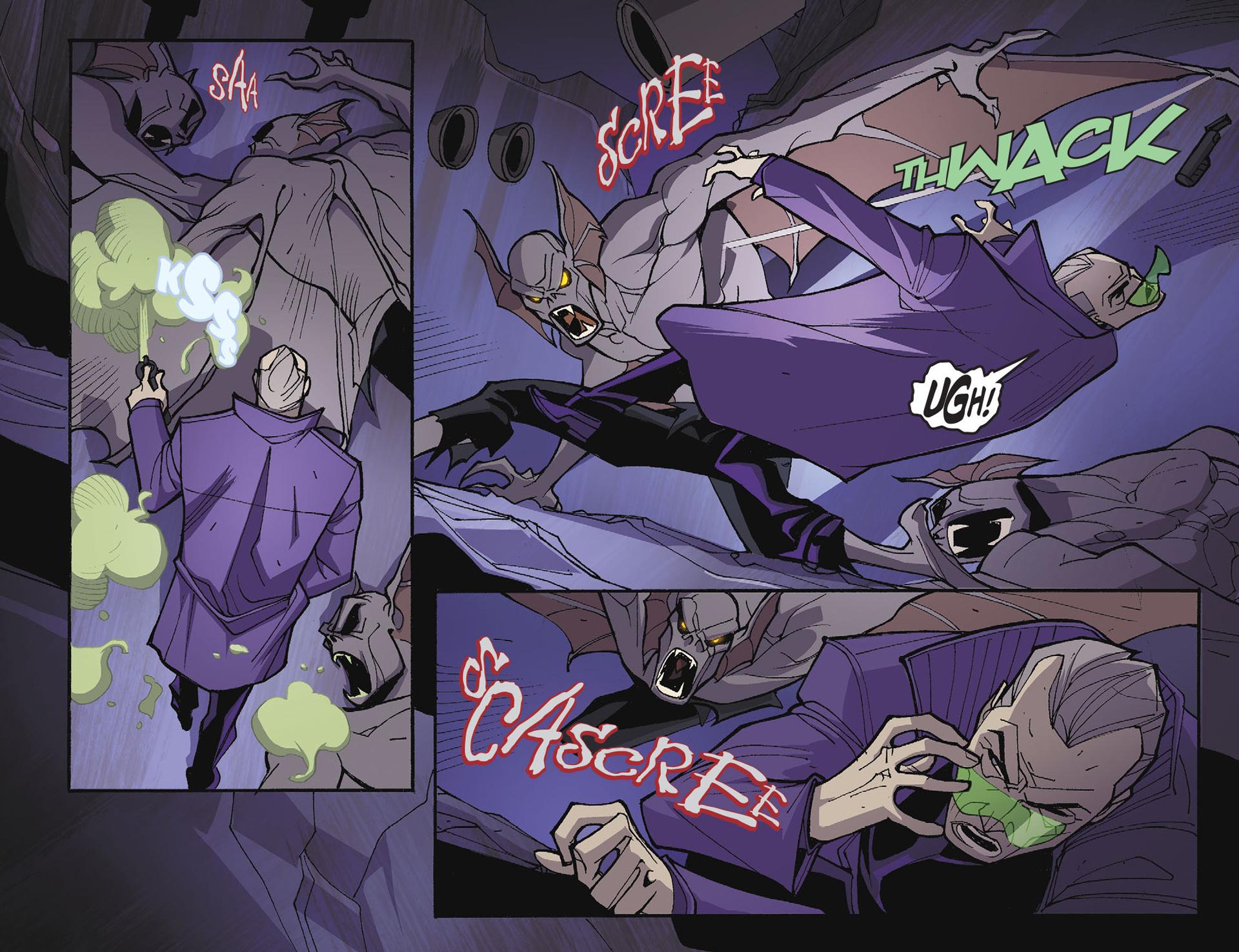 Batman Beyond 2.0 #12 #29 - English 14