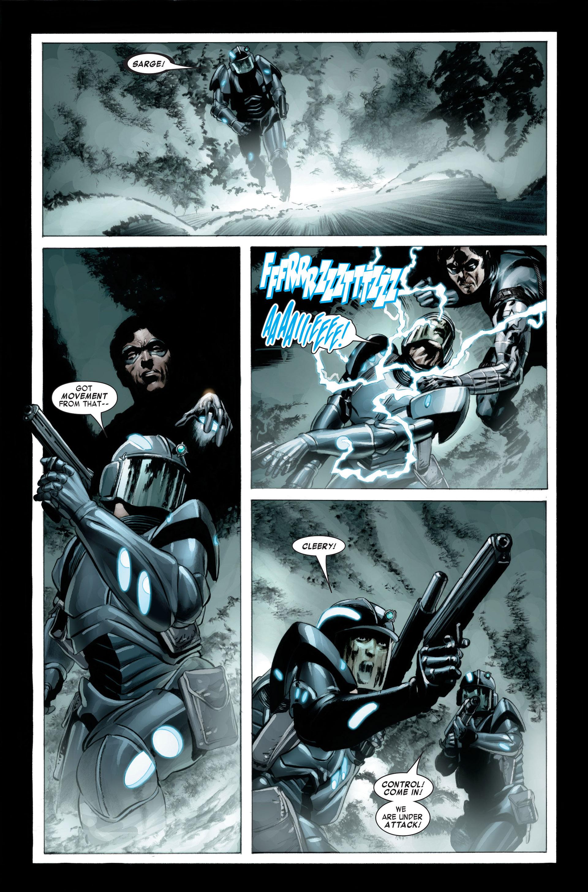 Captain America (2005) Issue #23 #23 - English 17