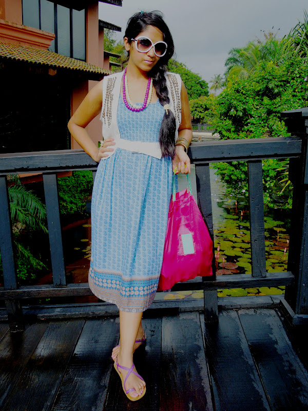 Studs And Beads- OOTD And Goa Diaries