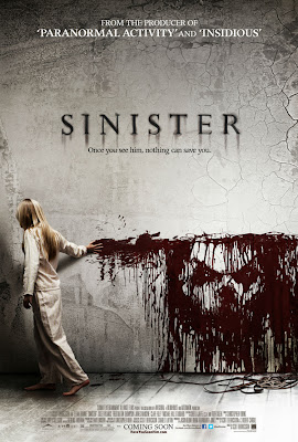 Sinister (2012) DVDrip Line 447MB mkv subs español
