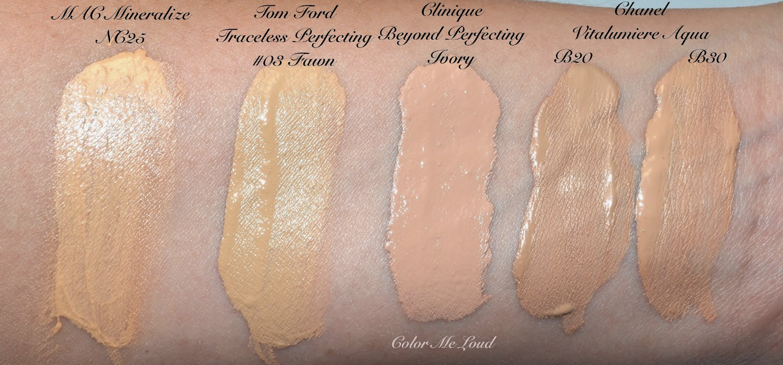 clinique beyond perfecting shade chart: Clinique beyond perfecting foundation and concealer in ivory