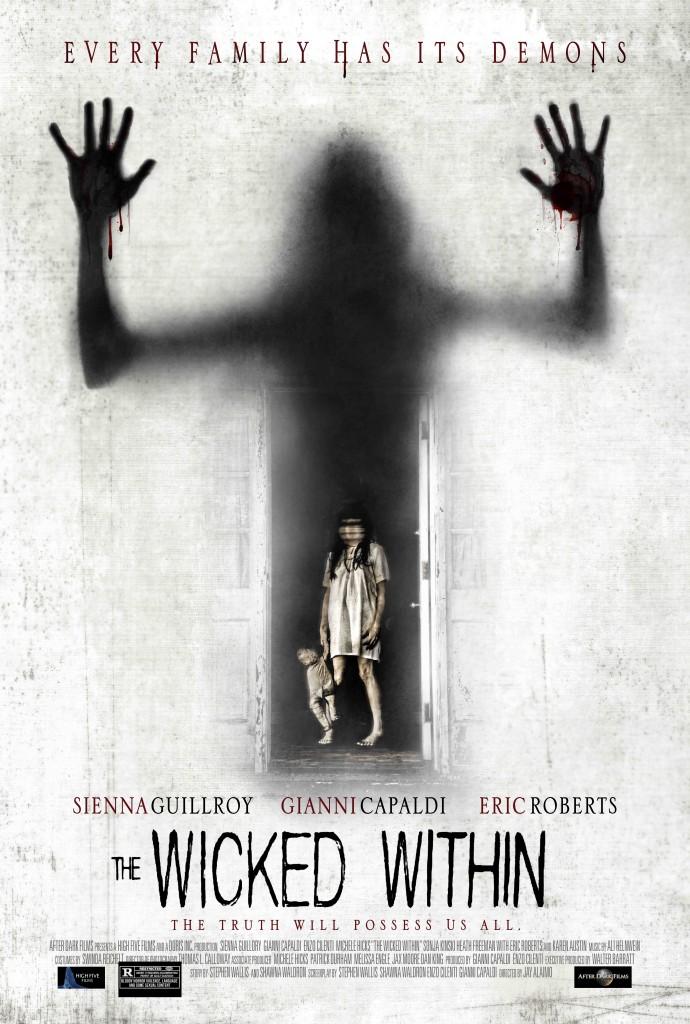 Sienna Guillory é possuída por um demônio no trailer de The Wicked Within, veja também o poster