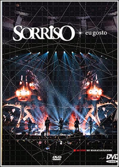 DVD Sorriso Maroto Eu Gosto Ao Vivo no Maracanãzinho
