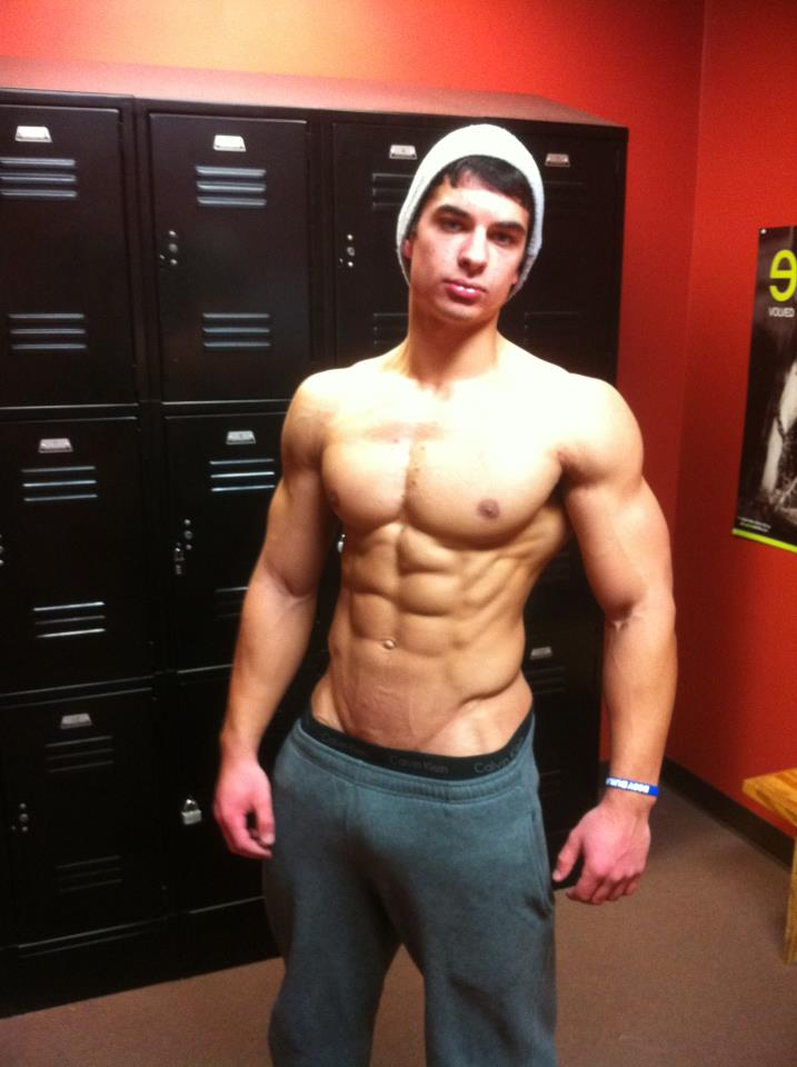 The Most Aesthetic, Built, Ripped Young Bodybuilders and
