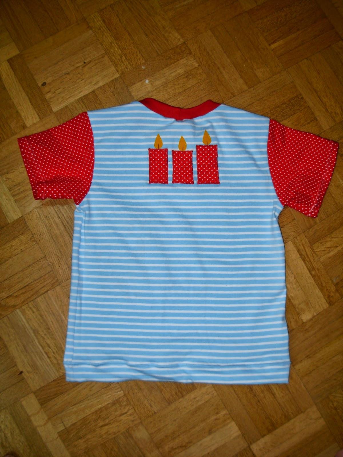 Geburtstagsshirt 3