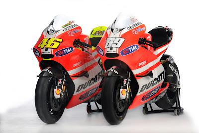 2011 Ducati Desmosedici GP11 Official MotoGP