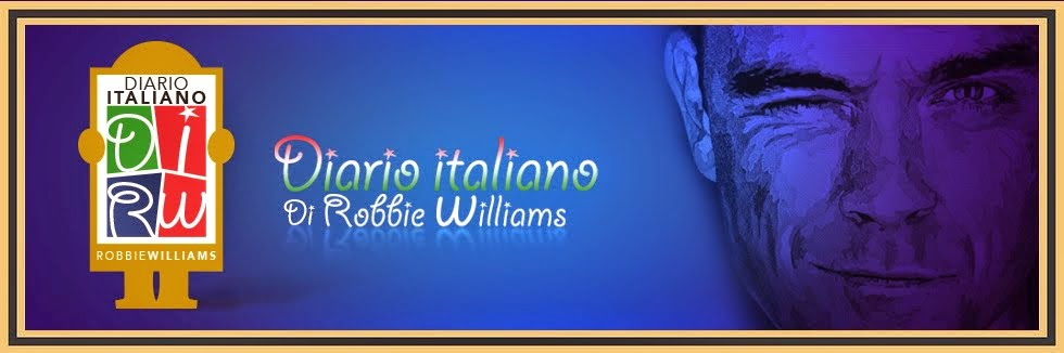 Diario italiano di Robbie Williams