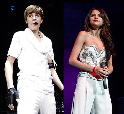 Pocari Girls: Selena Gomez & Justin Bieber Pics Collection