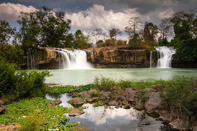 Draysap waterfall - Daklak - Vietnam