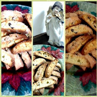 biscotti della nonna...con le mandorle.