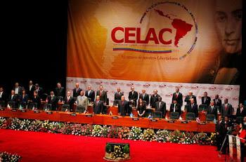 Comunidad de Estados Latino Americanos y Caribe