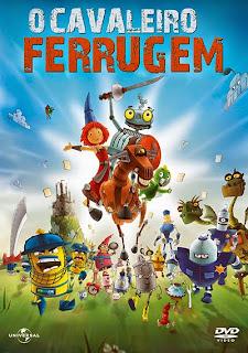 O Cavaleiro Ferrugem - DVDRip Dublado