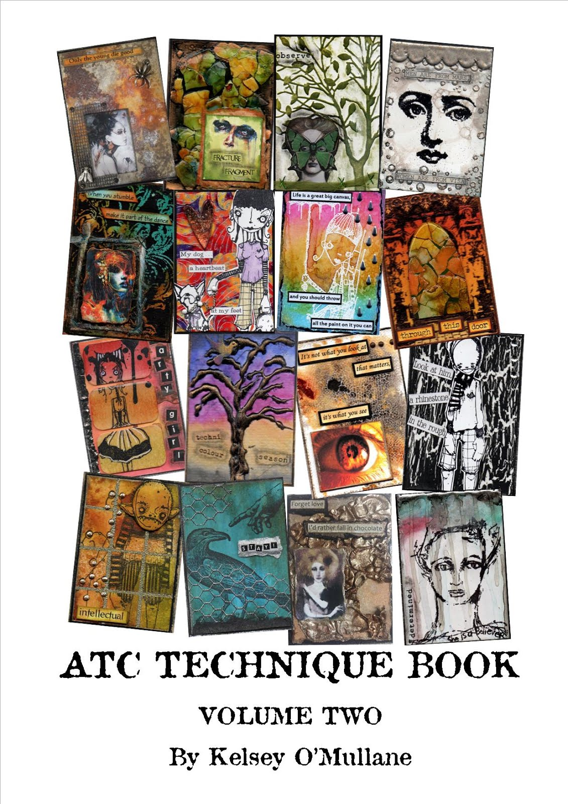 ATC TECHNIQUE BOOK VOLUME II FOR SALE