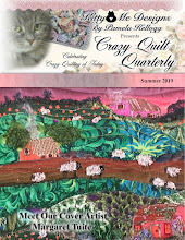 Crazy Quilt Quarterly Magazine Summer 2019