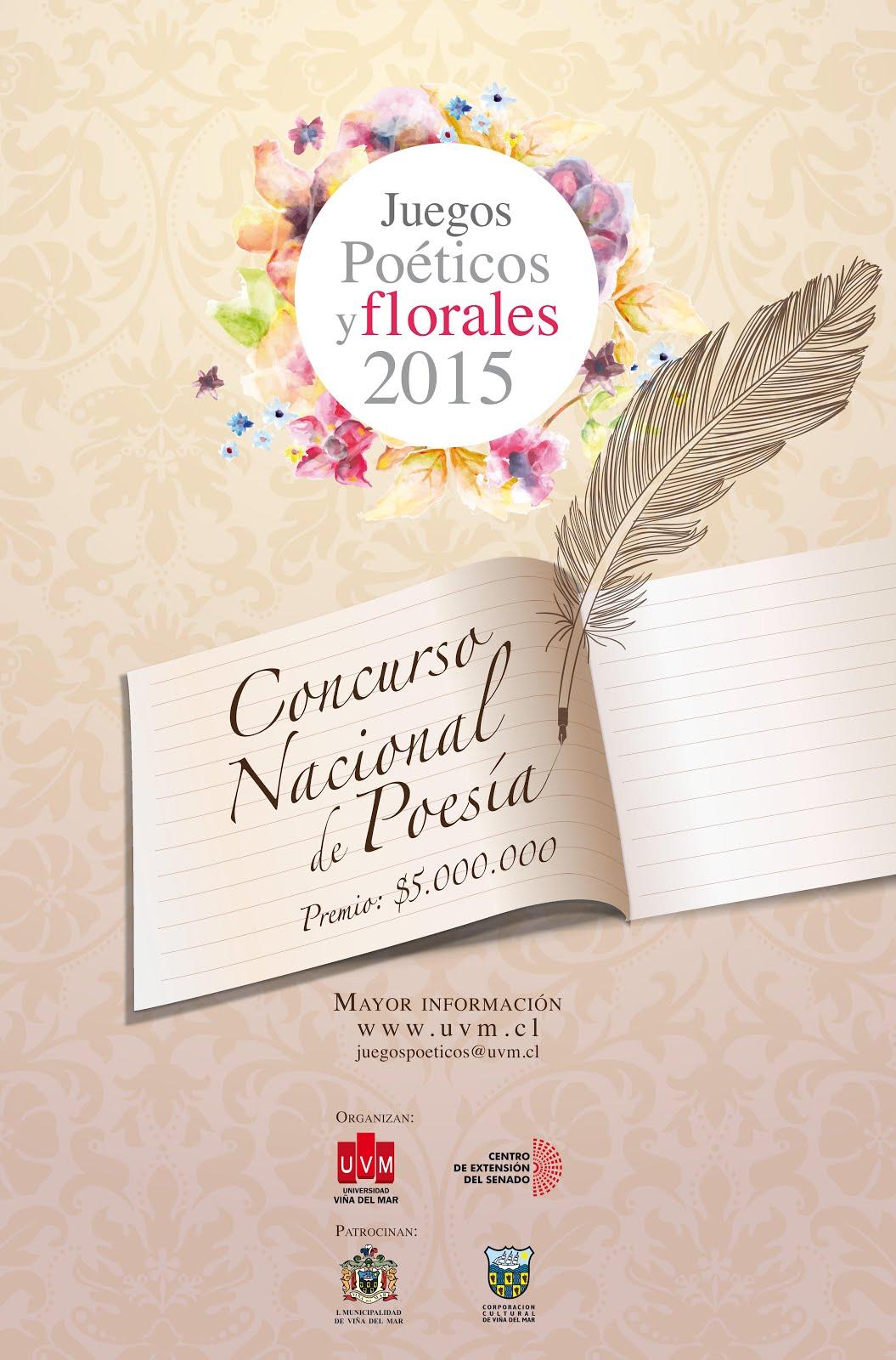 CONCURSO AÑO 2015